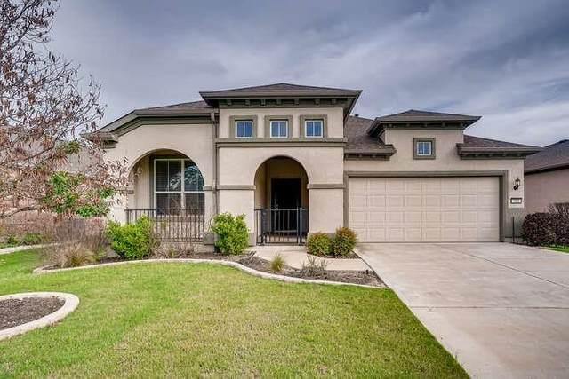 502 Martin Creek Ln, Georgetown, TX 78633 (#7306853) :: Lucido Global