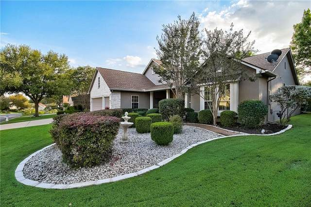 105 Wild Rose Dr, Georgetown, TX 78633 (#7306972) :: Azuri Group | All City Real Estate