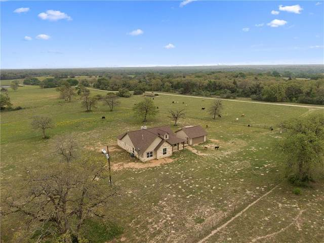 9737 Cr 353, Gause, TX 77857 (#7309927) :: First Texas Brokerage Company