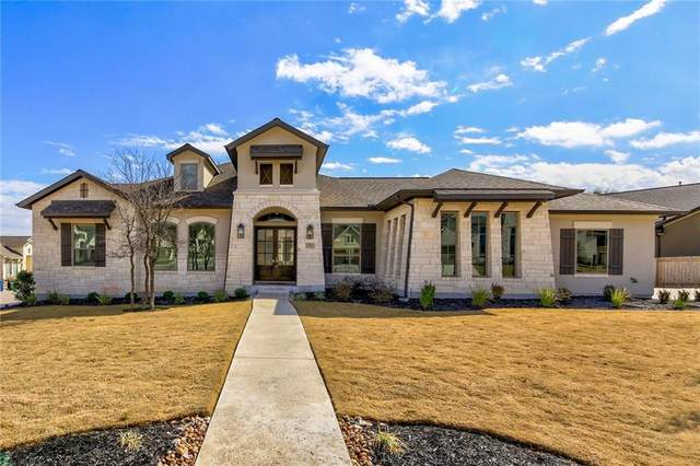 101 Catani Loop, Georgetown, TX 78628 (#7310935) :: Realty Executives - Town & Country