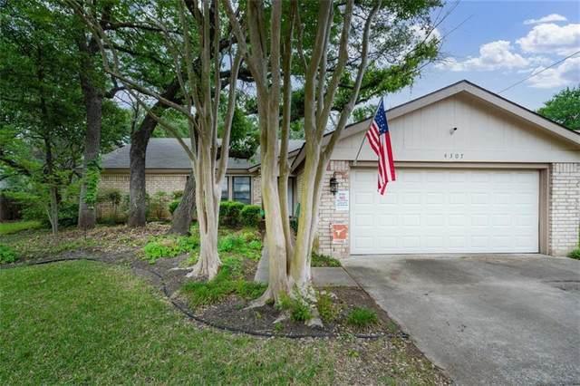 4307 Las Palmas Dr, Austin, TX 78759 (#7311126) :: Zina & Co. Real Estate
