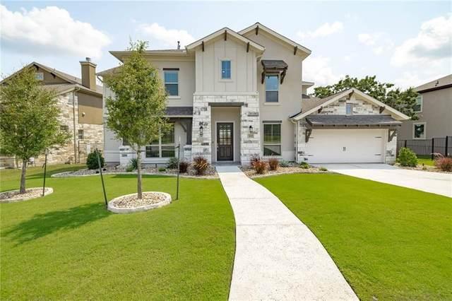 432 Montalcino Ln, Georgetown, TX 78628 (#7312822) :: Ben Kinney Real Estate Team