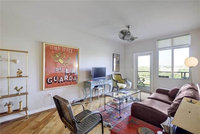 54 Rainey St #1020, Austin, TX 78701 (#7313239) :: The Summers Group