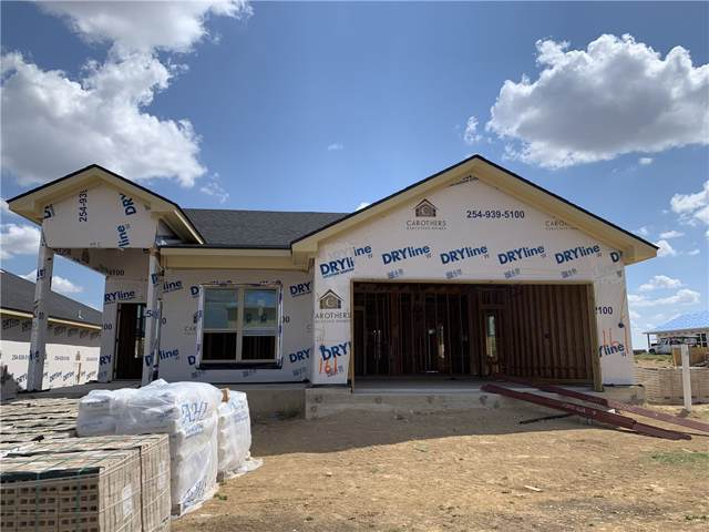 161 Citation, Jarrell, TX 76537 (#7317043) :: Realty Executives - Town & Country