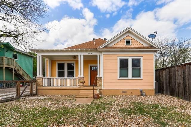 1010 E 49th St, Austin, TX 78751 (#7317086) :: Papasan Real Estate Team @ Keller Williams Realty