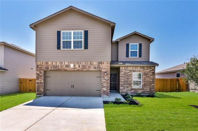 412 Wincliff Ln, Jarrell, TX 76537 (#7319336) :: The Summers Group