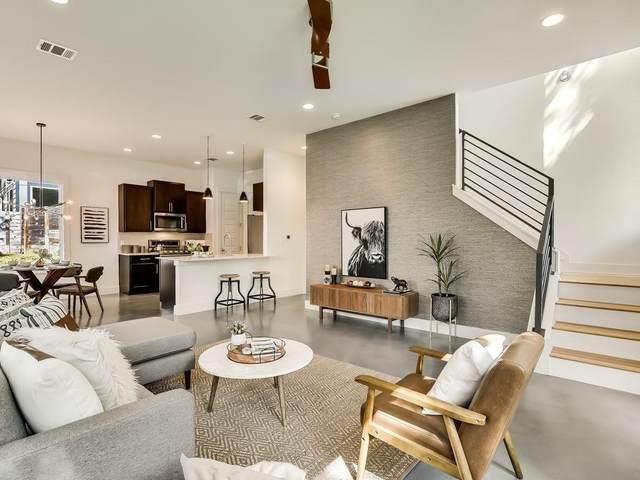 3312 Robinson Ave A, Austin, TX 78722 (#7319909) :: Papasan Real Estate Team @ Keller Williams Realty