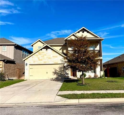 Liberty Hill, TX 78642 :: Papasan Real Estate Team @ Keller Williams Realty