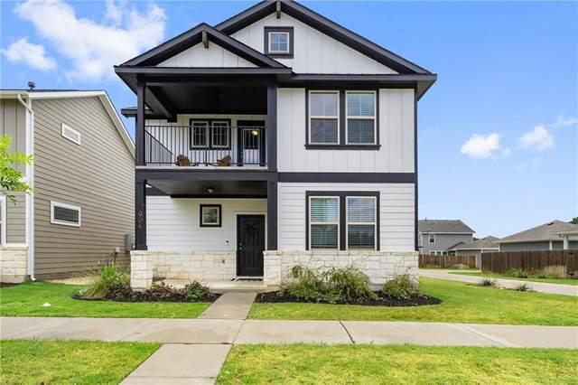 1904 Cypress Gate Dr, Leander, TX 78641 (#7325532) :: Papasan Real Estate Team @ Keller Williams Realty