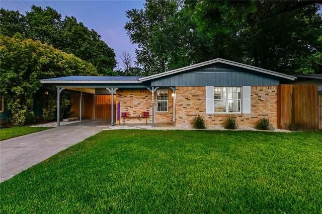 8813 Glenn Ln, Austin, TX 78753 (#7326284) :: Papasan Real Estate Team @ Keller Williams Realty