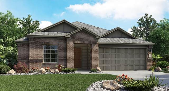 118 Pearland St, Hutto, TX 78634 (#7326436) :: The Perry Henderson Group at Berkshire Hathaway Texas Realty