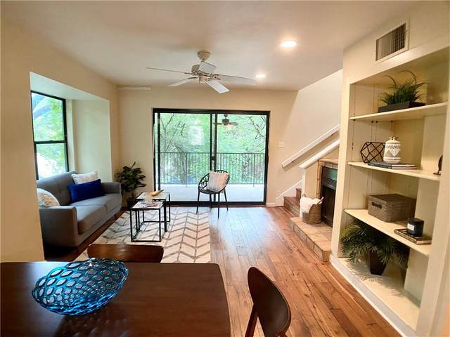 1135 Barton Hills Dr #261, Austin, TX 78704 (#7326858) :: Green City Realty