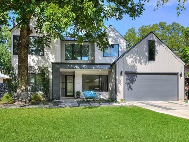 1814 Margaret St, Austin, TX 78704 (#7327667) :: Ben Kinney Real Estate Team