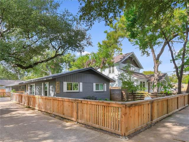4212 Speedway Ave, Austin, TX 78751 (#7328103) :: The Perry Henderson Group at Berkshire Hathaway Texas Realty