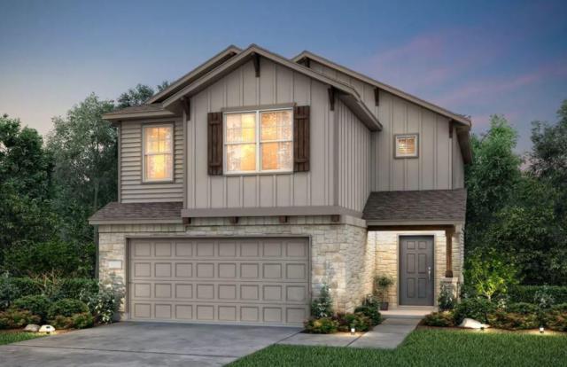 2601 Chandler Creek Blvd #1, Round Rock, TX 78665 (#7328188) :: Papasan Real Estate Team @ Keller Williams Realty