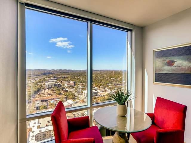 300 Bowie St #3504, Austin, TX 78703 (#7328788) :: Papasan Real Estate Team @ Keller Williams Realty