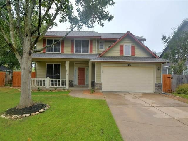 8612 Little Laura Dr, Austin, TX 78757 (#7329646) :: Front Real Estate Co.