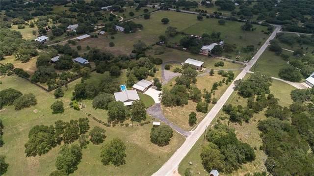 206 Grande St, Driftwood, TX 78619 (MLS #7329800) :: Brautigan Realty