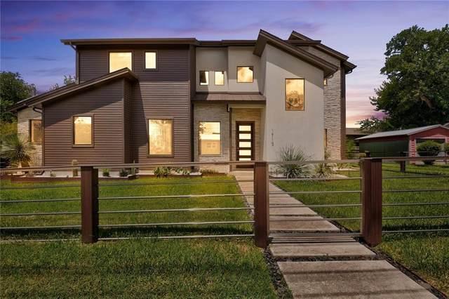 1710 Salina St, Austin, TX 78702 (#7335671) :: Sunburst Realty