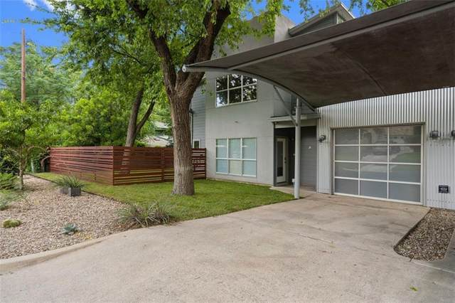 714 W Annie St A, Austin, TX 78704 (#7335741) :: R3 Marketing Group