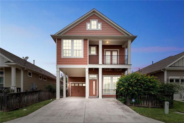 2412 Vintage Stave Rd #100, Austin, TX 78748 (#7338355) :: Ana Luxury Homes