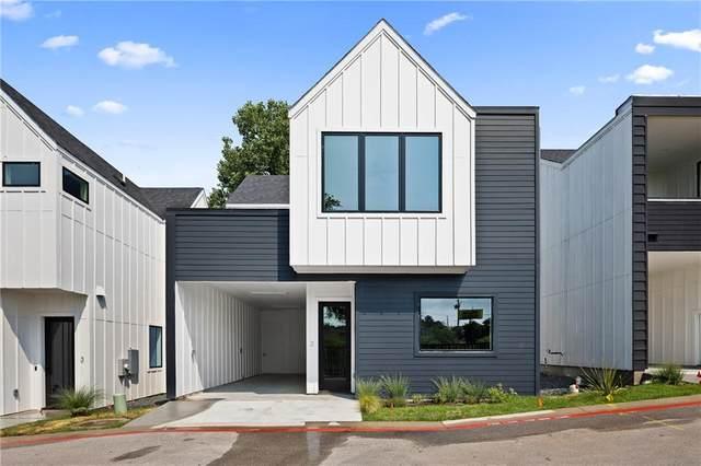3807 E 51st St #2, Austin, TX 78723 (#7338777) :: Papasan Real Estate Team @ Keller Williams Realty
