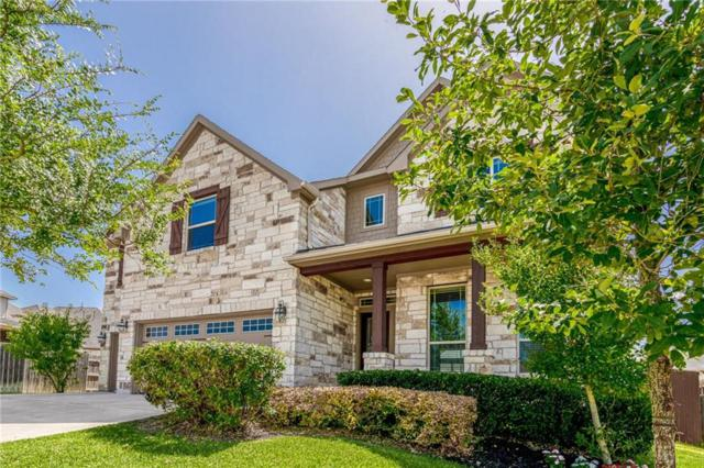 4517 Miraval Loop, Round Rock, TX 78665 (#7340544) :: The Perry Henderson Group at Berkshire Hathaway Texas Realty