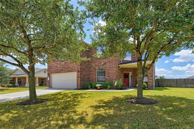 3721 Heron Roost Pass, Pflugerville, TX 78660 (#7344793) :: Lancashire Group at Keller Williams Realty