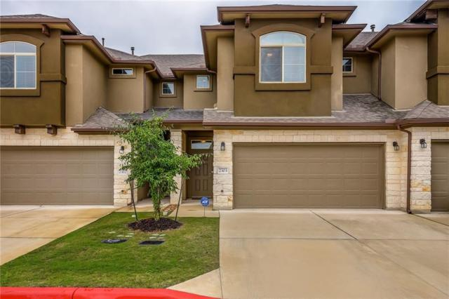 2880 Donnell Dr #2303, Round Rock, TX 78664 (#7345120) :: The Smith Team