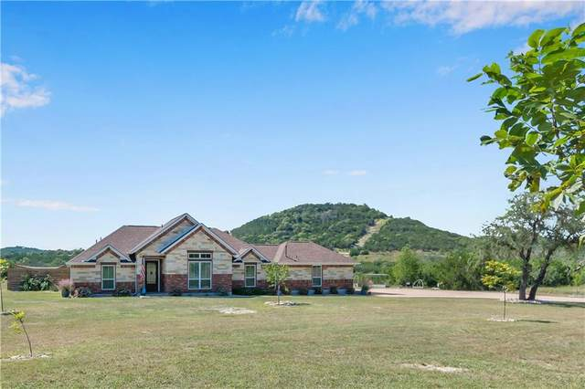 12201 Montana Springs Dr, Marble Falls, TX 78654 (#7346556) :: Papasan Real Estate Team @ Keller Williams Realty