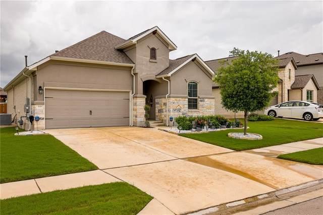 133 Spanish Foal Trl, Georgetown, TX 78626 (#7346792) :: Papasan Real Estate Team @ Keller Williams Realty