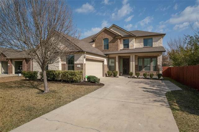 2424 Ambling Trl, Pflugerville, TX 78660 (#7351136) :: Papasan Real Estate Team @ Keller Williams Realty