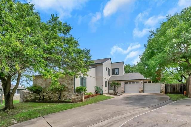 20306 Highland Lake Dr, Lago Vista, TX 78645 (#7351541) :: The Perry Henderson Group at Berkshire Hathaway Texas Realty