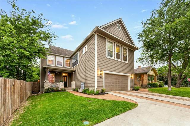 1813 W 8th St, Austin, TX 78703 (#7352403) :: The Perry Henderson Group at Berkshire Hathaway Texas Realty