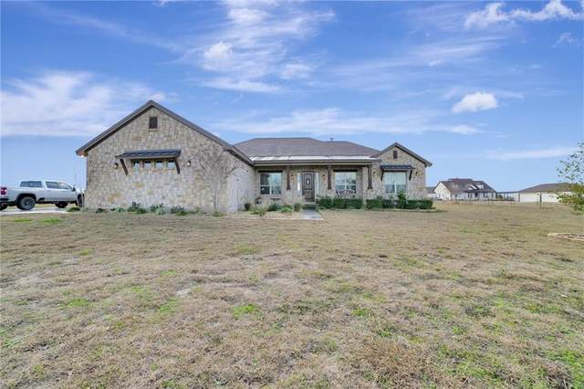 737 County Road 148, Georgetown, TX 78626 (#7353655) :: Realty Executives - Town & Country