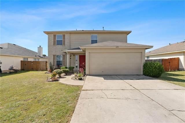 429 Atlantis, Kyle, TX 78640 (#7360167) :: Papasan Real Estate Team @ Keller Williams Realty