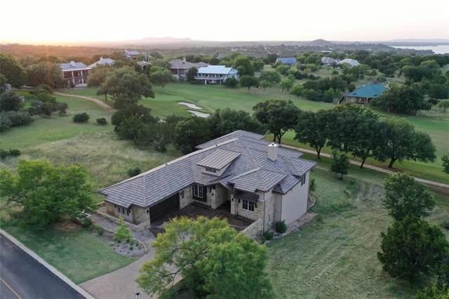 1113 Mountain Leather, Horseshoe Bay, TX 78657 (#7360610) :: Papasan Real Estate Team @ Keller Williams Realty