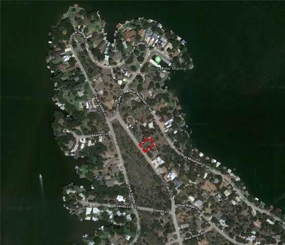 3413 Blue Lake Dr, Horseshoe Bay, TX 78657 (#7361782) :: Papasan Real Estate Team @ Keller Williams Realty