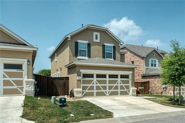 505 Bradford Ln, Hutto, TX 78634 (MLS #7363596) :: Brautigan Realty