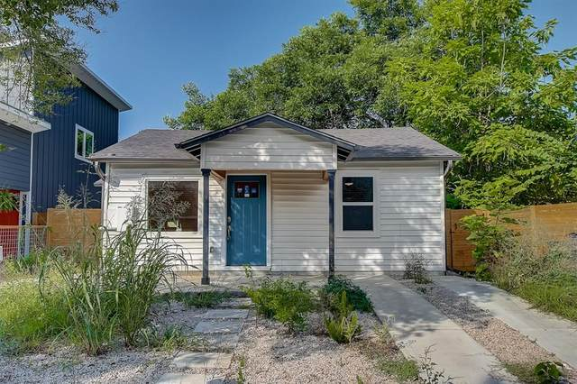 6503 Felix Ave #1, Austin, TX 78741 (#7363767) :: Papasan Real Estate Team @ Keller Williams Realty