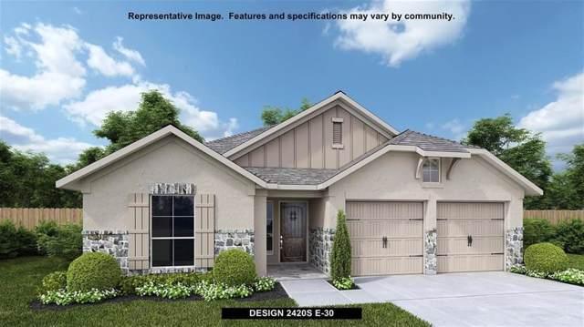 449 Saturnia Dr, Georgetown, TX 78628 (#7364441) :: Papasan Real Estate Team @ Keller Williams Realty