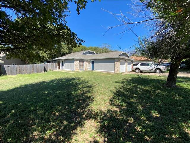 12322 Patron Dr, Austin, TX 78758 (#7364486) :: Papasan Real Estate Team @ Keller Williams Realty
