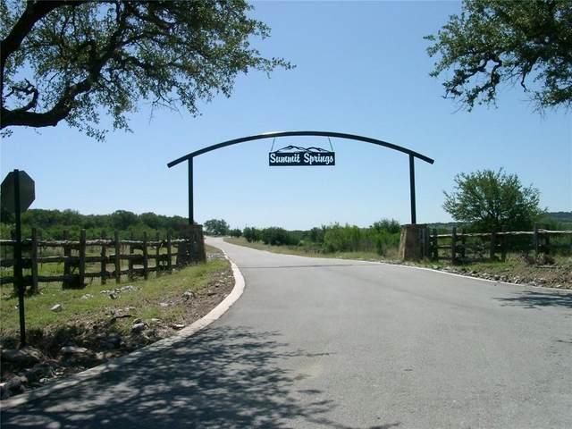 88 Bosque Trail, Marble Falls, TX 78654 (#7365201) :: Zina & Co. Real Estate