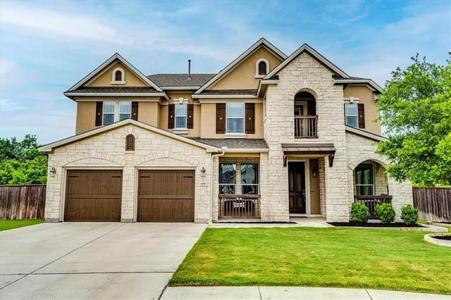 400 Freeman Park Pl, Round Rock, TX 78665 (#7367782) :: Papasan Real Estate Team @ Keller Williams Realty