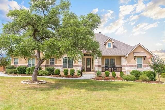 5636 Copper Crk, New Braunfels, TX 78132 (MLS #7368357) :: Brautigan Realty
