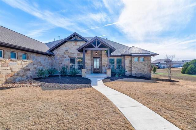 508 Buffalo Trl, Liberty Hill, TX 78642 (#7368446) :: Realty Executives - Town & Country