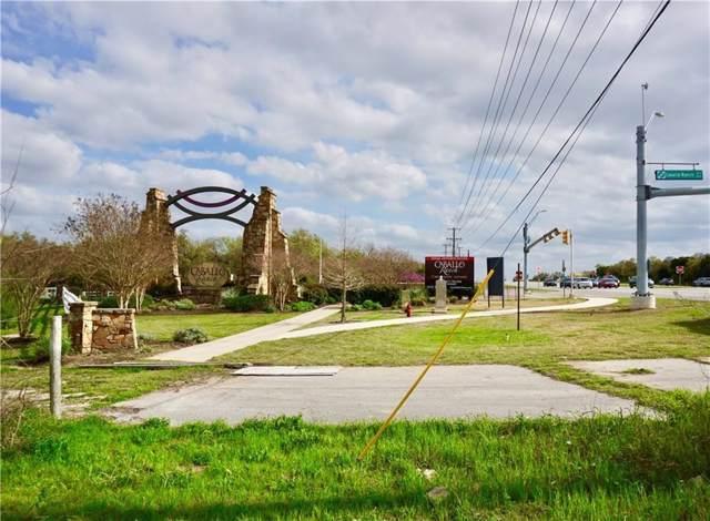 14300 Ronald W Reagan Blvd, Cedar Park, TX 78641 (#7370828) :: The Perry Henderson Group at Berkshire Hathaway Texas Realty