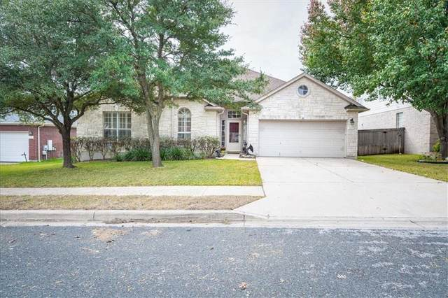 7107 Avignon Dr, Round Rock, TX 78681 (#7371890) :: RE/MAX Capital City