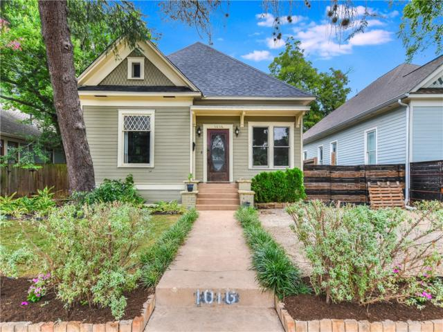 1016 Willow St, Austin, TX 78702 (#7377748) :: RE/MAX Capital City