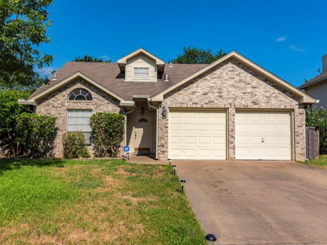 2310 Willow Way, Round Rock, TX 78664 (#7378825) :: The Perry Henderson Group at Berkshire Hathaway Texas Realty